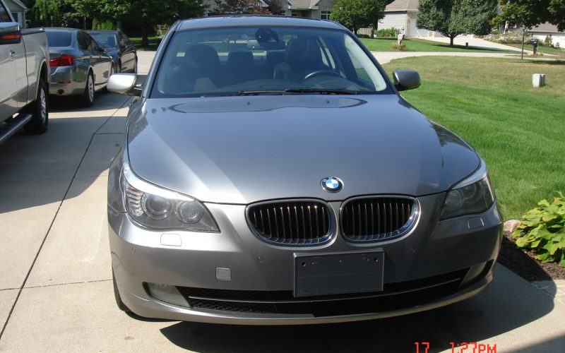 2008 BMW 535 XI AWD NAVIGATION 003