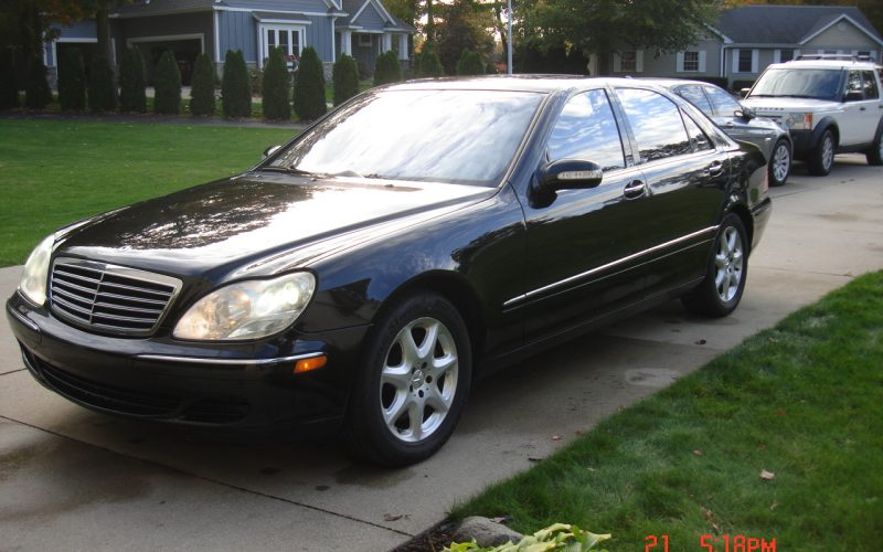 2005 MERCEDES BENZ S500 4 MATIC 001