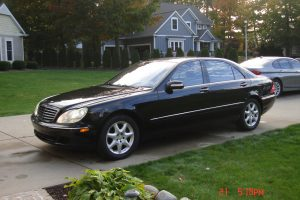 2005 MERCEDES BENZ S500 4 MATIC 002