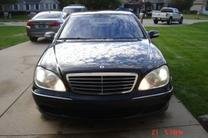 2005 MERCEDES BENZ S500 4 MATIC 003