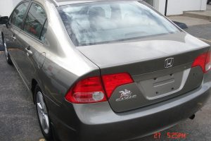 2006 HONDA CIVIC EX 009