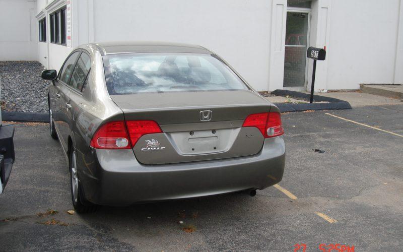 2006 HONDA CIVIC EX 010