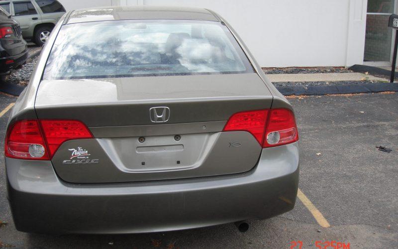 2006 HONDA CIVIC EX 011