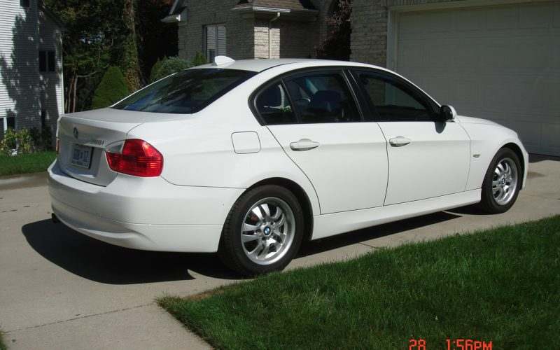 2007 BMW 323I SPORT V6 2.5L 004