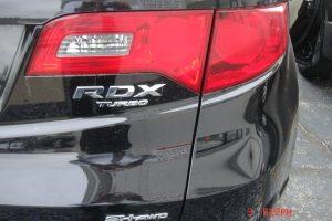 2009 ACURA RDX AWD DVD 007
