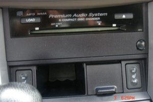 2009 ACURA RDX AWD DVD 013