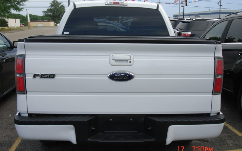 2010 FORD F-150 FX-2 007