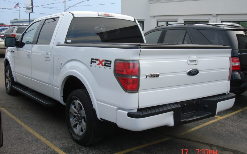 2010 FORD F-150 FX-2 008