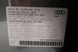 2014 AUDI Q5 AWD 3.0 DTI (13)