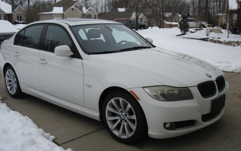 2011 BMW 328XI AWD V6 3.0L 011