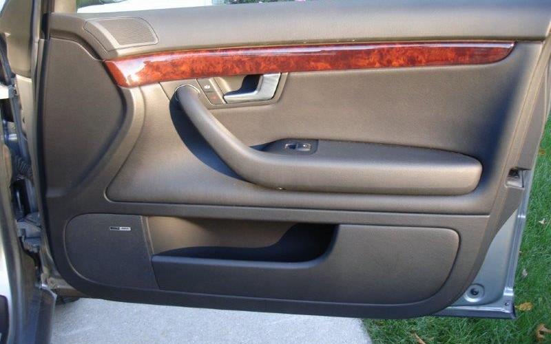 2005 AUDI  A4 3.2L QWATRO 006