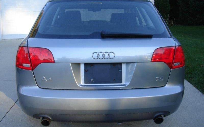 2005 AUDI  A4 3.2L QWATRO 009