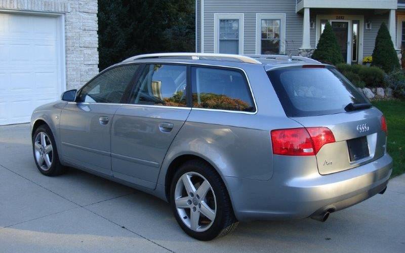 2005 AUDI  A4 3.2L QWATRO 010
