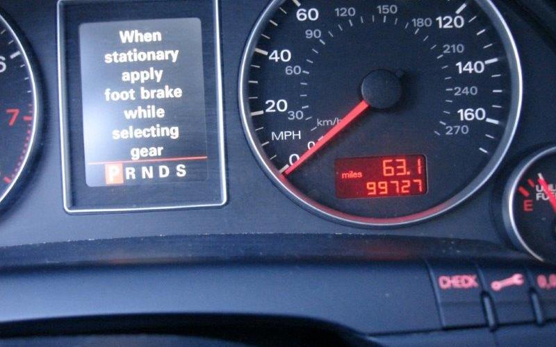 2005 AUDI  A4 3.2L QWATRO 016
