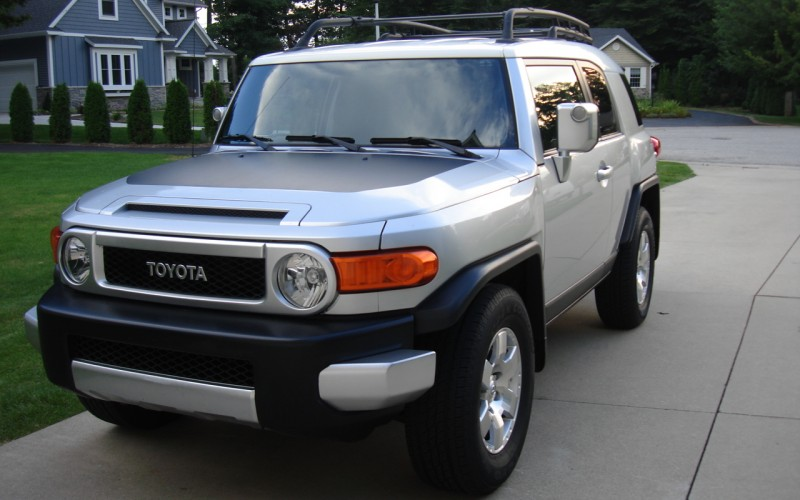 2007 TOYOTA FJ 002
