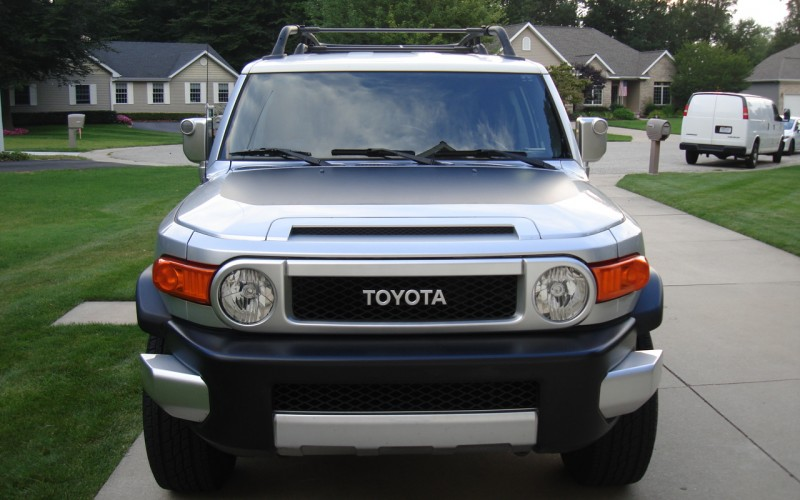 2007 TOYOTA FJ 003