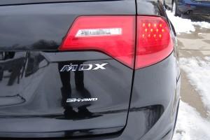 2008 ACURA  MDX  AWD ELITE Technaligy Pkg 007