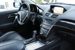 2008 ACURA  MDX  AWD ELITE Technaligy Pkg 009