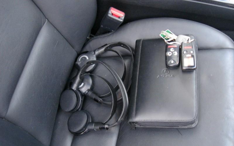 2008 ACURA  MDX  AWD ELITE Technaligy Pkg 023