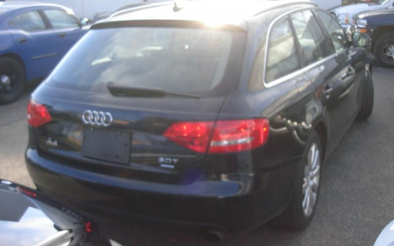2009 AUDI A4 AWD  2.0L 045