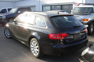 2009 AUDI A4 AWD  2.0L 046