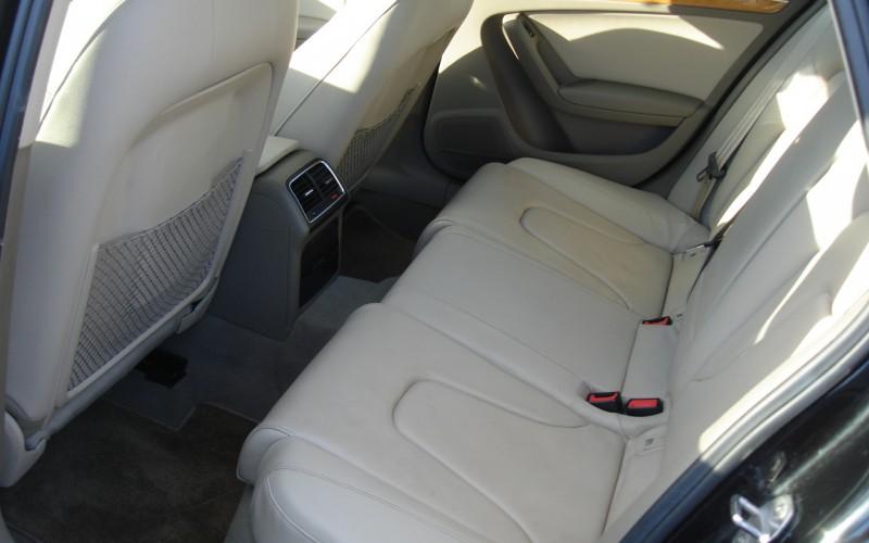 2009 AUDI A4 AWD  2.0L 048
