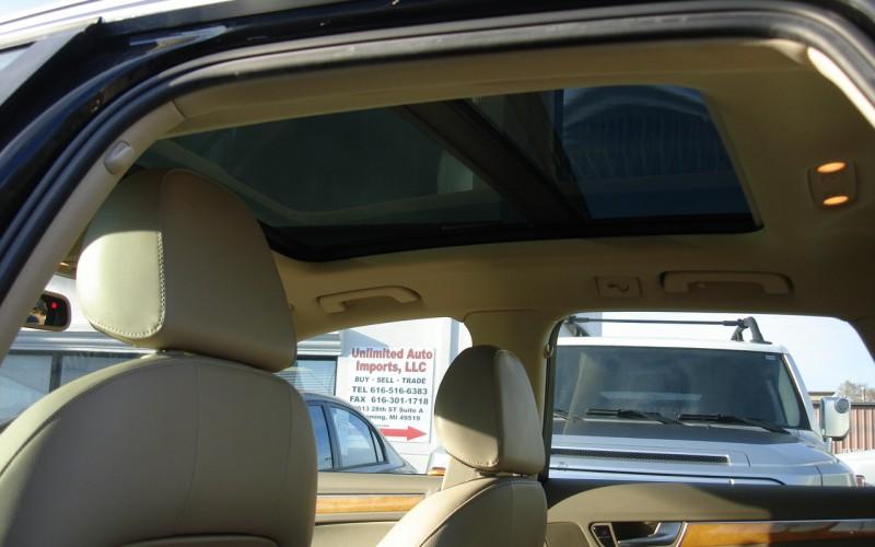 2009 AUDI A4 AWD  2.0L 049