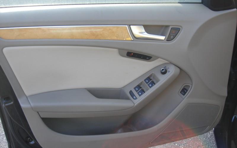 2009 AUDI A4 AWD  2.0L 052