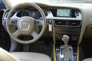2009 AUDI A4 AWD  2.0L 054