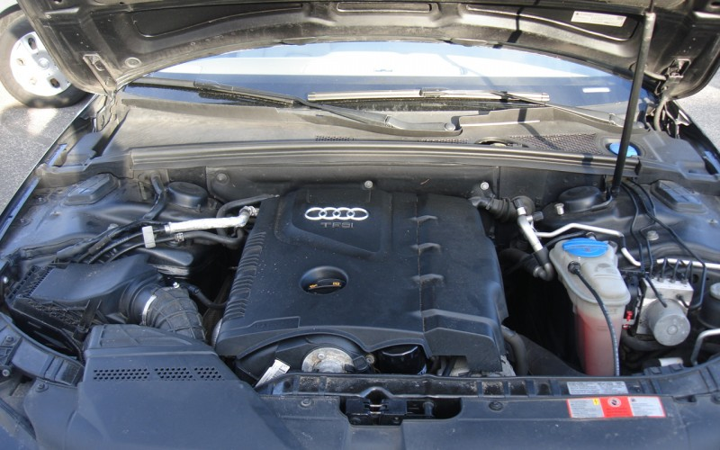 2009 AUDI A4 AWD  2.0L 062