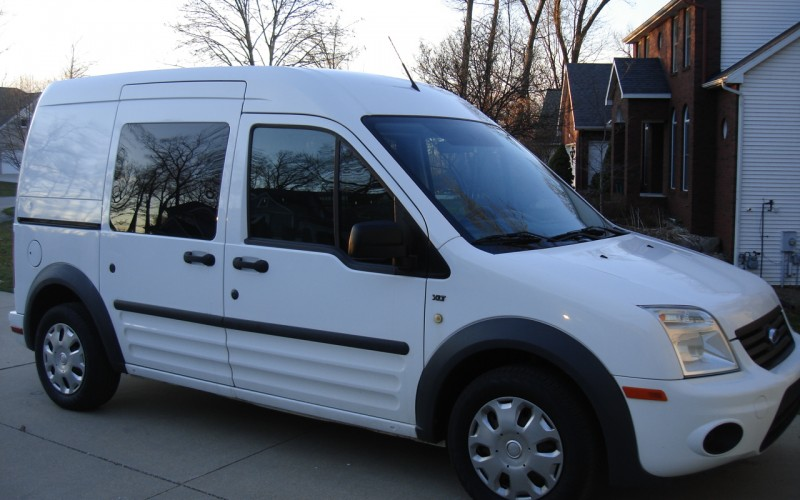 2010 FORD TRANSIT CONNECT XLT 004