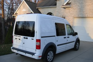 2010 FORD TRANSIT CONNECT XLT 006