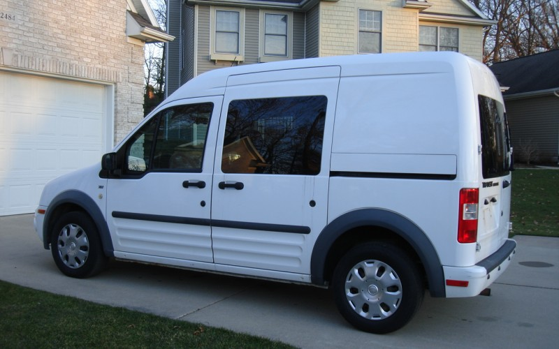 2010 FORD TRANSIT CONNECT XLT 008