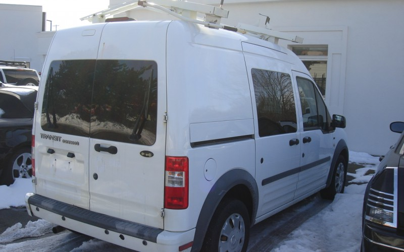 2010 FORD TRANSIT CONNECT  XLT 012