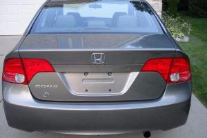 2006 HONDA CIVIC  LX 006