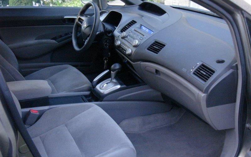 2006 HONDA CIVIC  LX 010