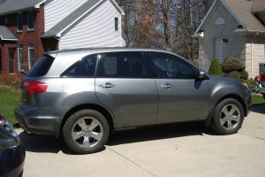 2008 ACURA MDX  AWD  SPORT 001