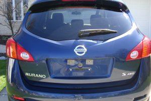 2009 NISSAN MURANO  AWD 007