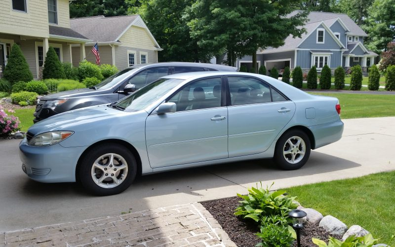 2006 TOYOTA CAMRY LE 030