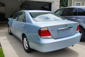2006 TOYOTA CAMRY LE 037