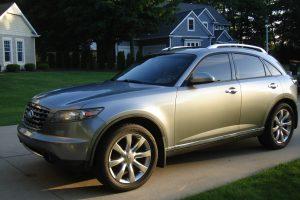 2007 INFINITY  FX35  AWD 003