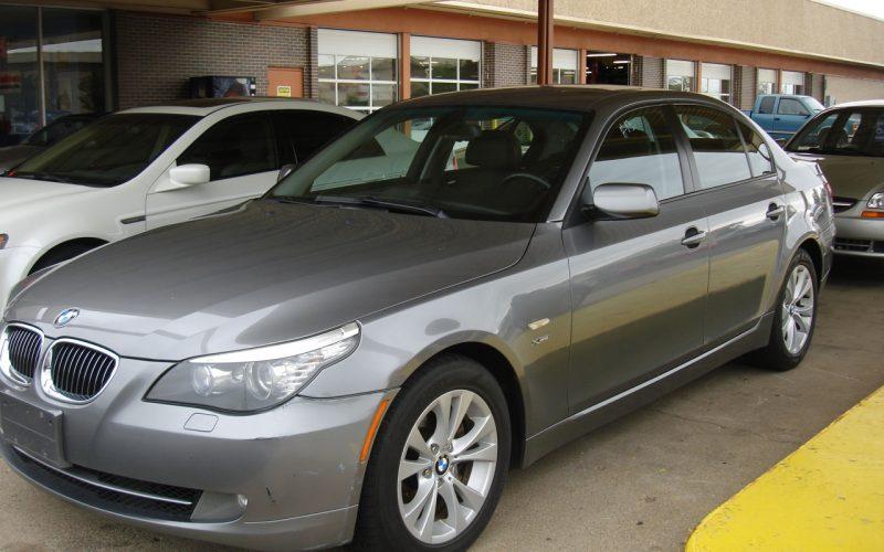 2009 BMW 535I XDRIVE 07