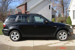 2007 BMW X3 SI V6 3.0L 004