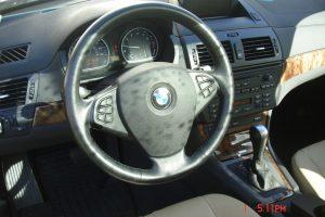 2007 BMW X3 SI V6 3.0L 011