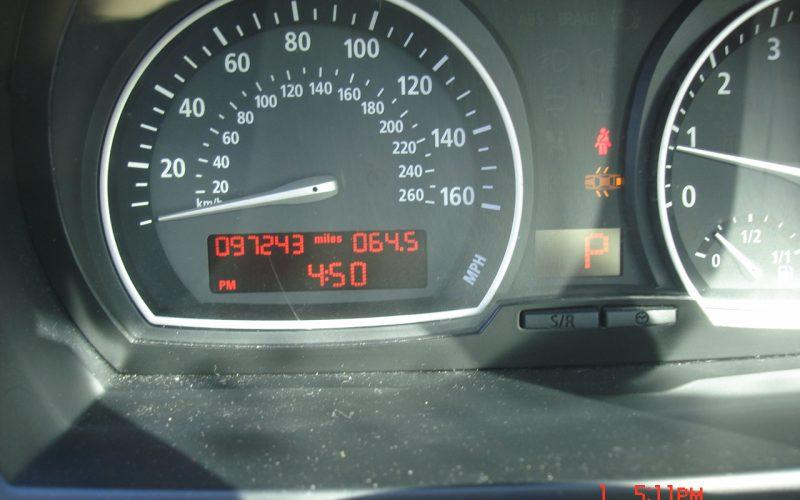 2007 BMW X3 SI V6 3.0L 013