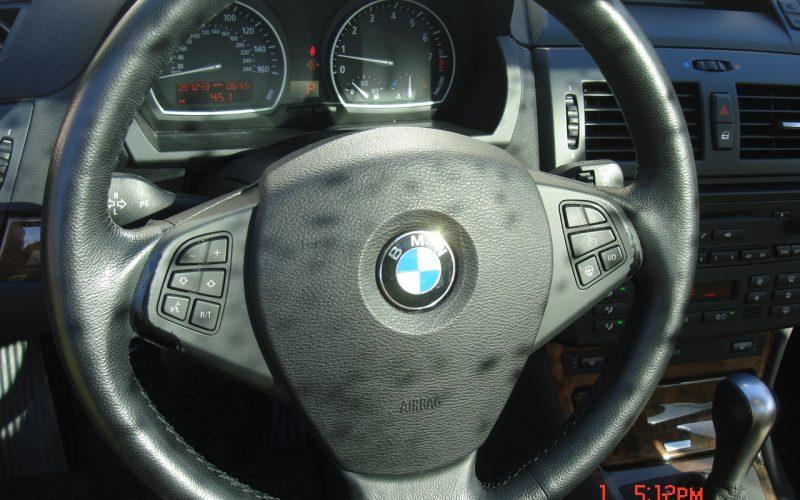 2007 BMW X3 SI V6 3.0L 018