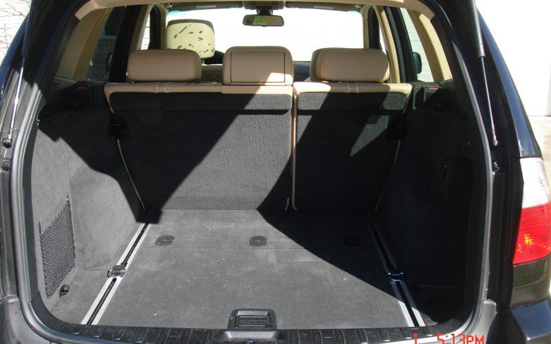 2007 BMW X3 SI V6 3.0L 019