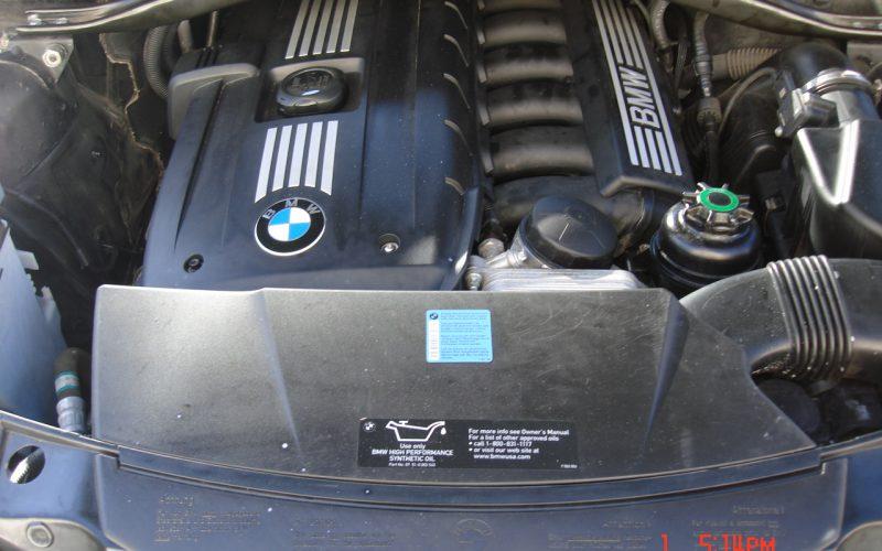 2007 BMW X3 SI V6 3.0L 024