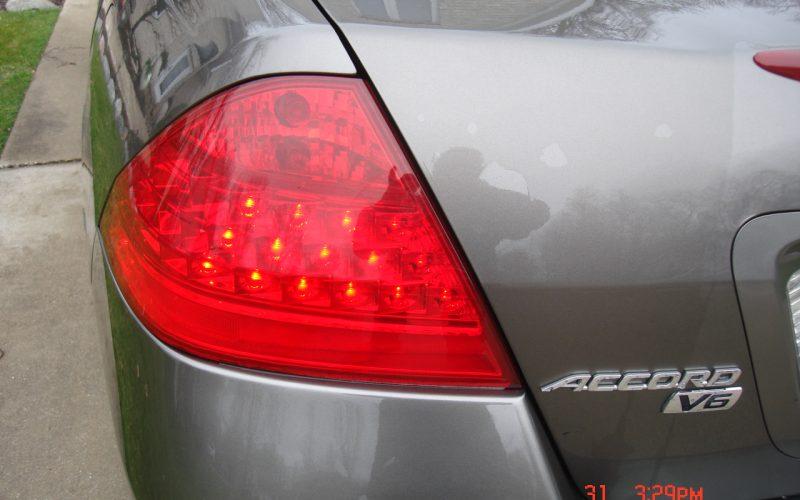 2007 HONDA ACCORD EX-L V6 3.0L 005