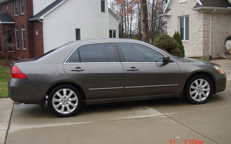 2007 HONDA ACCORD EX-L V6 3.0L 007